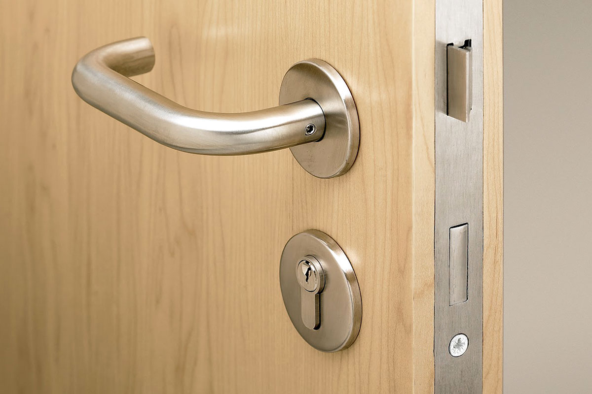 Ironmongery and Security - Total Building Materials